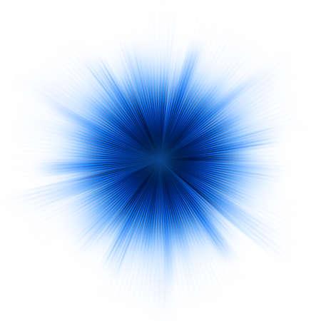 light burst: Zusammenfassung Burst auf wei�en, leicht bearbeitet.