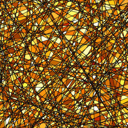 translucent: Stained glass texture in a gold tone