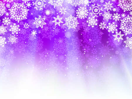 Christmas light purple background   photo