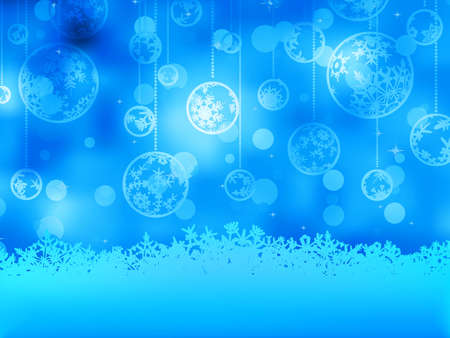 Elegant christmas background Stock Vector - 13679510