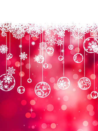 Elegant christmas background   Stock Vector - 13781456