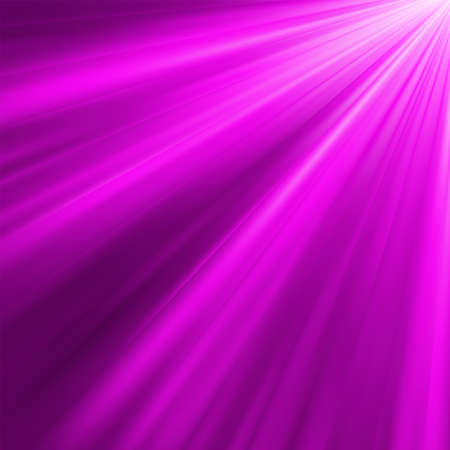 Violet luminous rays  file included Stock Vector - 13803955