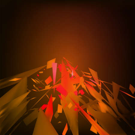 moresque: Abstract geometrical moresque background   Illustration