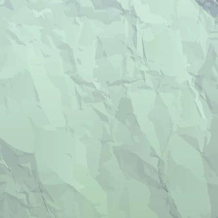 threadbare: Belle pieghe texture vecchia carta Vettoriali