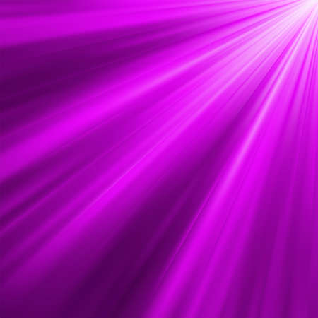 Violet luminous rays  file included Stock Vector - 14403368