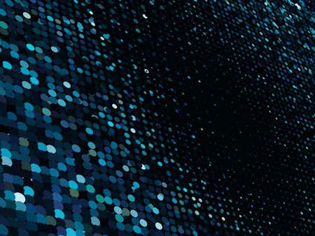 papel tapiz turquesa: Resumen de puntos de fondo mosaico azul