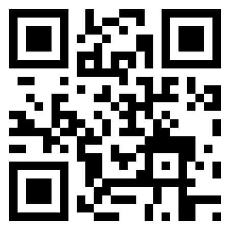bar magnet:  House for Sale  data in qr code  EPS 8 vector file included Illustration