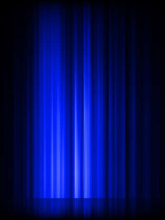 boreal: Blue abstract shiny background