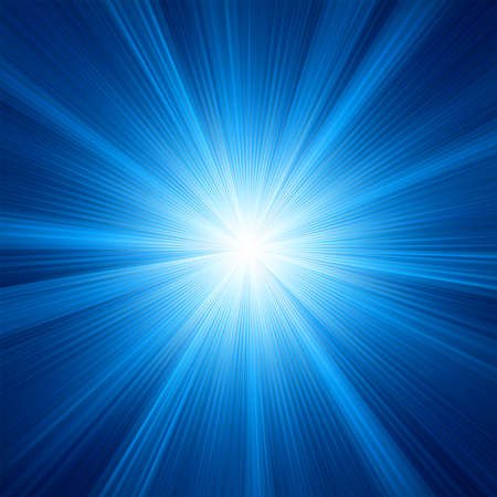 light beams: A Blue color design with a burst  EPS 8 vector file included