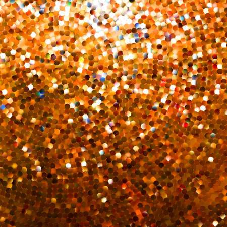 gleaming: Amazing template design on orange glittering background