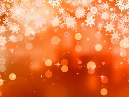 Colorful christmas background with copy space  EPS 8 vector file included