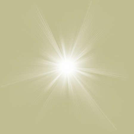 light burst: Elegantes Design mit einem Burst-Datei enthalten