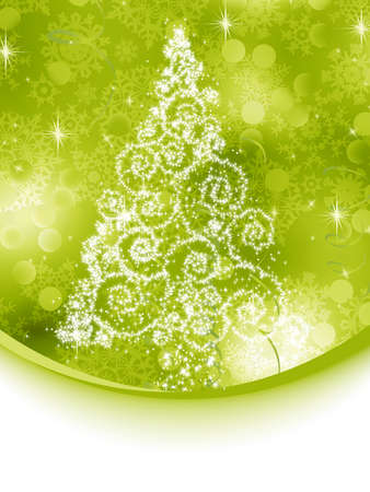 Christmas Background template  EPS 8 vector file included Vector