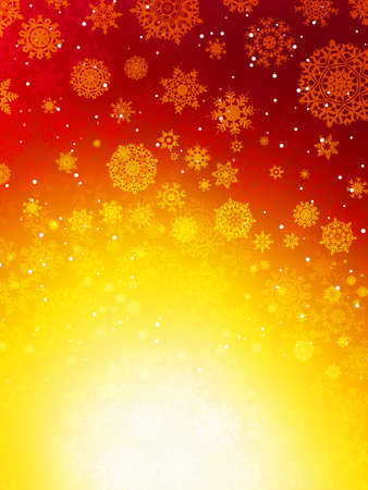 Abstract christmas background Stock Vector - 15756085