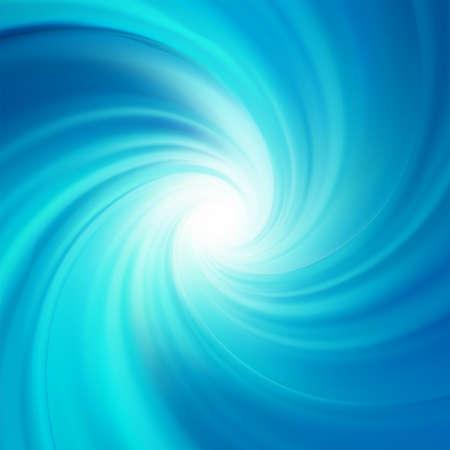 포함 블루 회전 물 파일