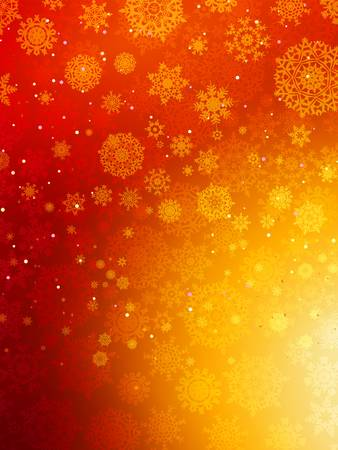 Abstract christmas background Stock Vector - 16054741