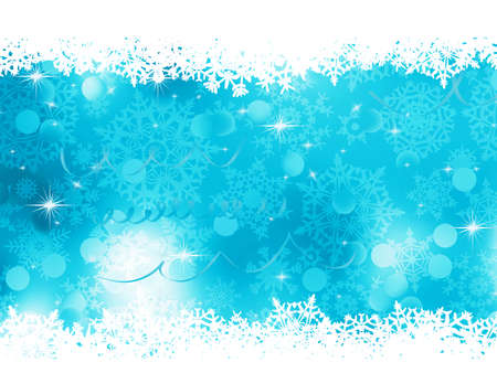 Blue Christmas Background  EPS 8 vector file included  Vector