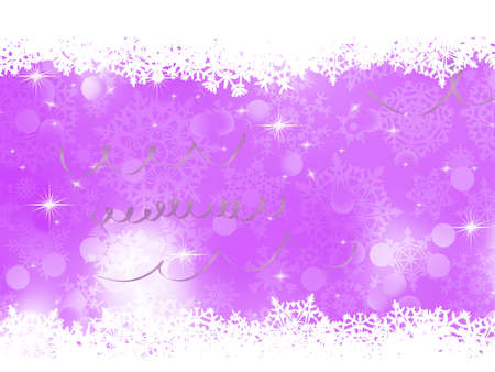 Light purple Christmas Background  EPS 8 vector file included Vector