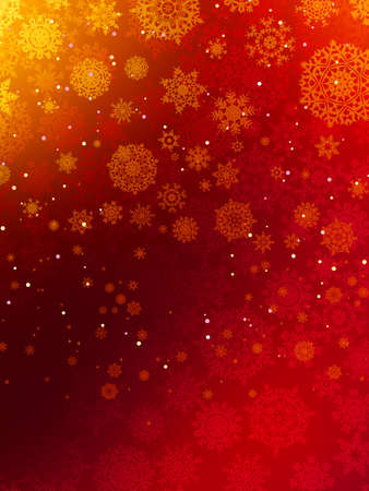 Abstract christmas background  And also includes EPS 8 vector Stock Vector - 16543230