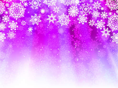 Christmas light purple background vector file included Stock Vector - 16849996