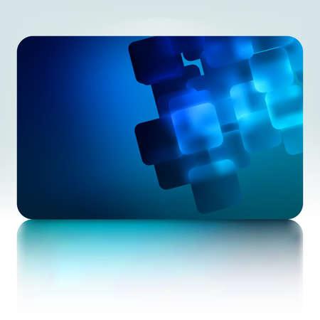 Beautiful gift card Stock Vector - 17073196