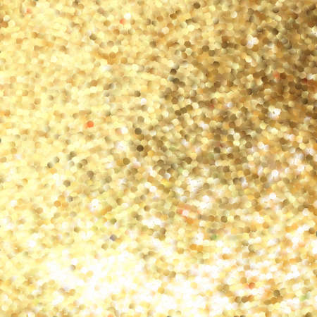 gold dust: Abstract gold background with copy space  Illustration