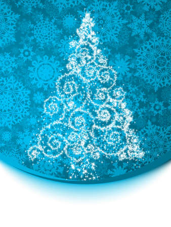 Elegant christmas background  And also includes EPS 8 vector Stock Vector - 17814705
