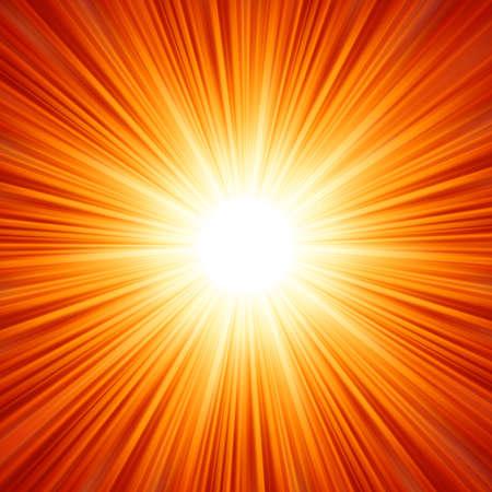 Éclat de lumière, feux d'artifice, lens flare, EPS, 8 vecteur fichier inclus Illustration