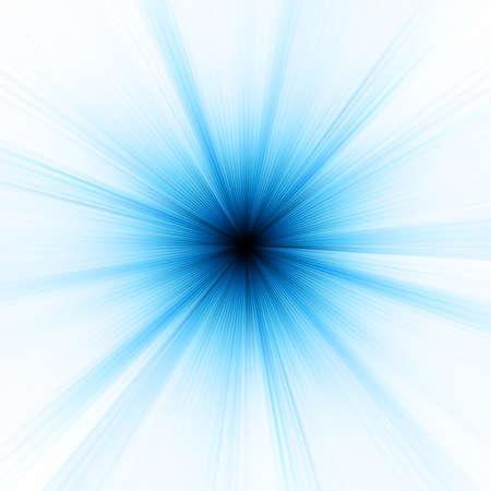 Abstract burst on white, easy edit Stock Vector - 18844864