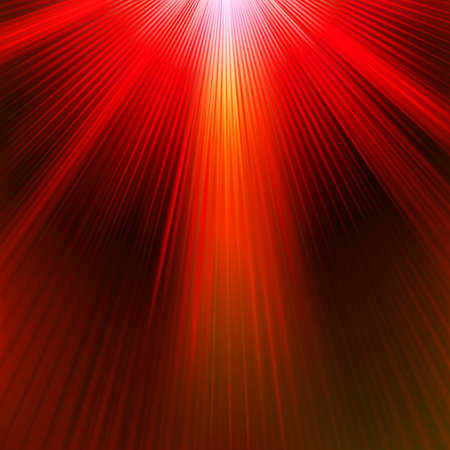 light burst: Abstract Hintergrund in Rot-T?nen