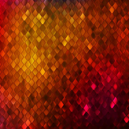 Pink glitters on a soft blurred background with smooth highlights.  Vector