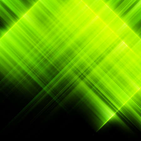 luminescent: Bright luminescent green surface.
