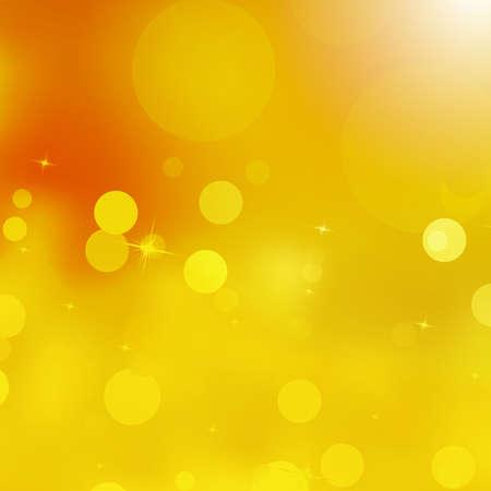gold christmas background: Glittery gold Christmas background. Illustration