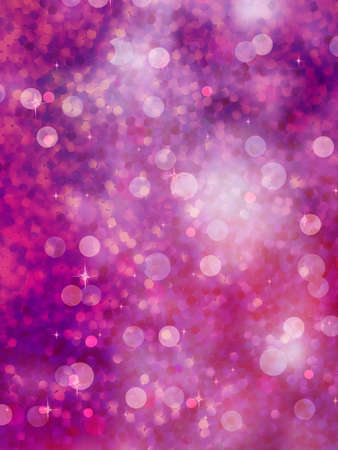 Abstract background of defocused purple lights. glitter background. EPS 10 vector file included Vector