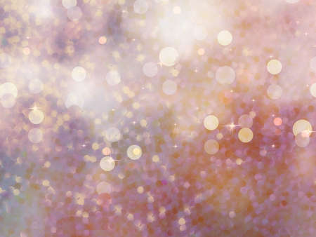 Abstract background of defocused beidge lights. glitter background. Vector