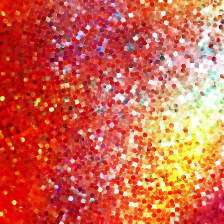 Glitters on a soft blurred background with smooth highlights. EPS 10 vector file included Vector