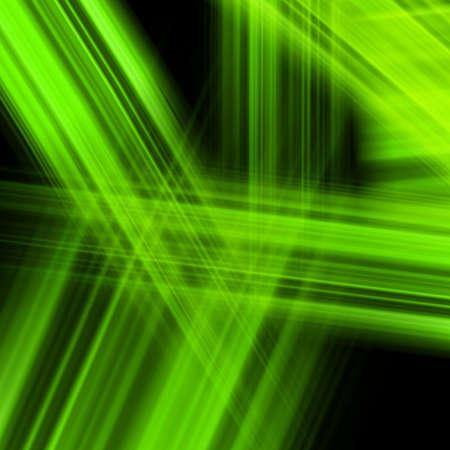 Bright luminescent green surface Illustration