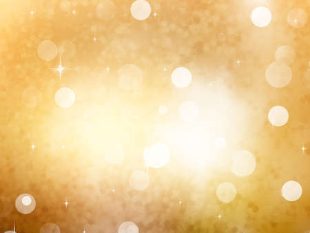glitzy: Festive background  Christmas and New Year feast bokeh background with copyspace