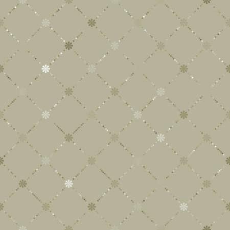 Dot template of vintage background