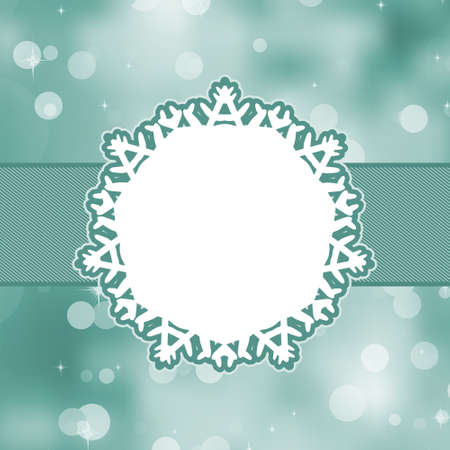 Christmas background with copyspace  EPS 8 vector file included Vector