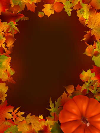 thankful: illustration of thanksgiving day background  EPS 8 vector file included
