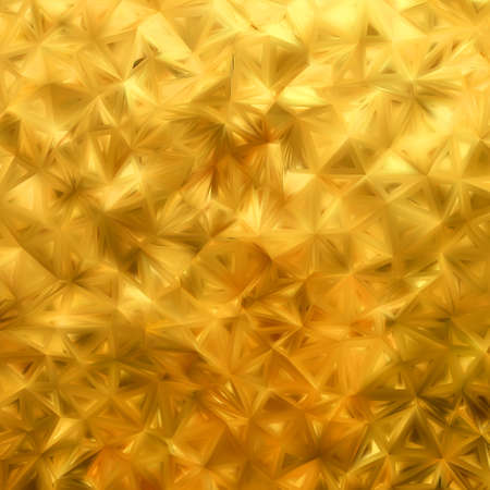 Glow gold mosaic background  EPS 8 vector file included Vector