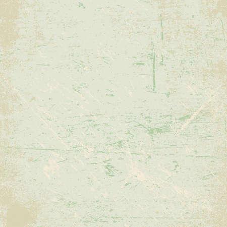frayed: Beige vintage greetings background  EPS 8 vector file included Illustration