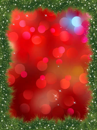 New year frame with copy space  EPS 8 vector file included Vector