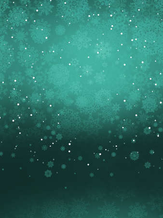 fizz: Christmas background with snowflakes  EPS 8 vector file included