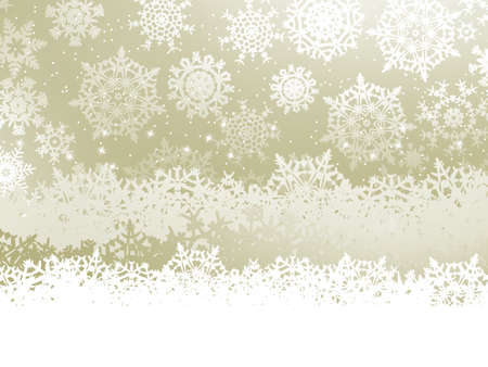 Merry Christmas Greeting Card  EPS 8 vector file included Illustration