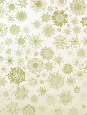 snow flakes: Snowflakes background for winter and christmas theme  EPS 8 vector file included