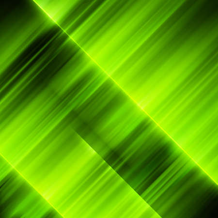 northern lights: Green northern lights, aurora borealis. EPS 10 vector file included