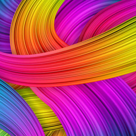 Abstract colorful background.   矢量图像