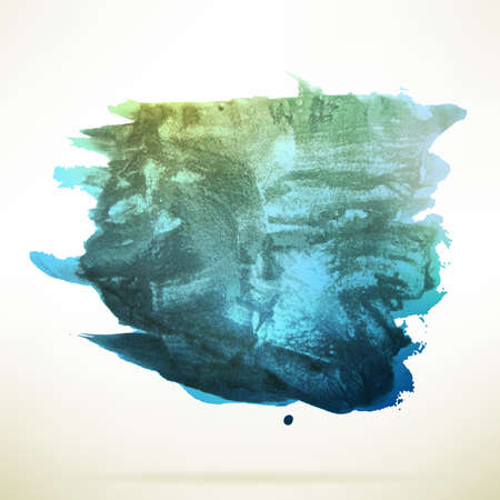 steady: Abstract Watercolor background with copy space.  Illustration